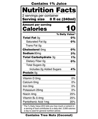 Hydration Refined 16oz - Pinnacle Nutrition Group