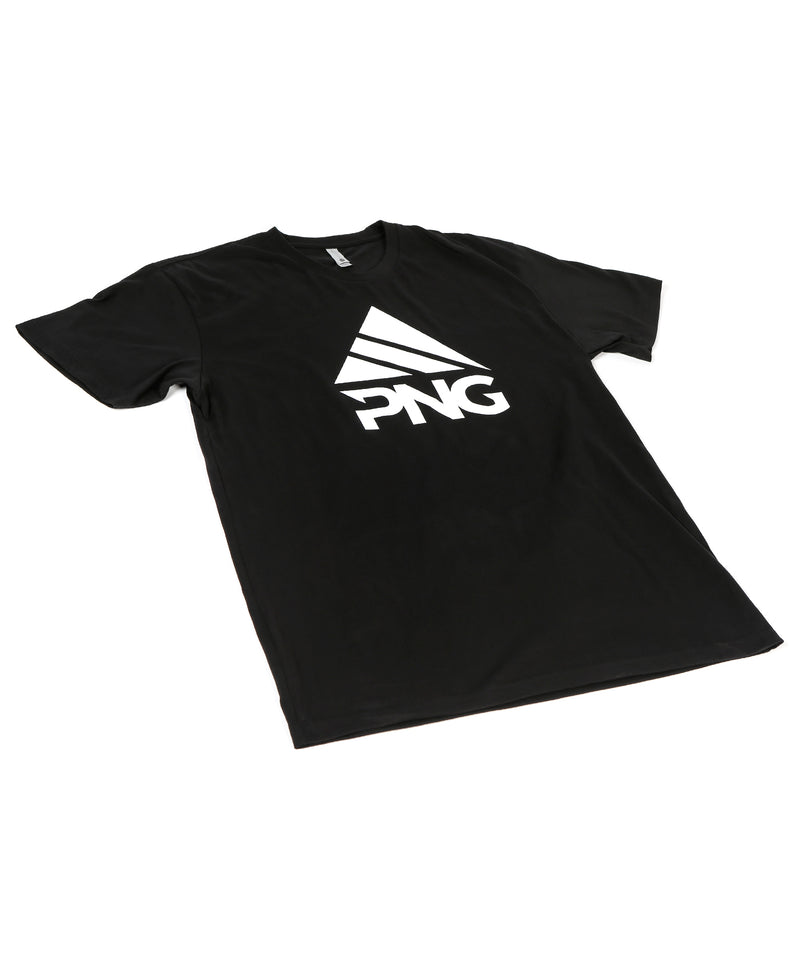 Mens Short Sleeve Stacked T-Shirt - Pinnacle Nutrition Group