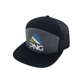PNG Corp 7-Panel Mesh Snapback - Pinnacle Nutrition Group