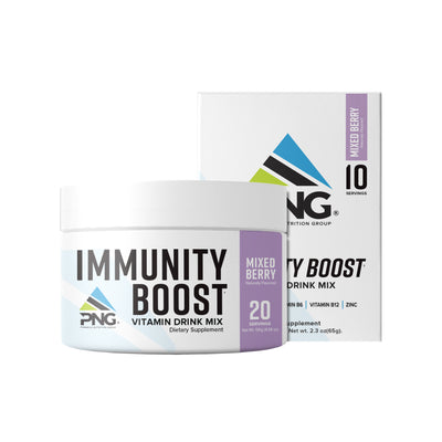 Immunity Boost - Pinnacle Nutrition Group