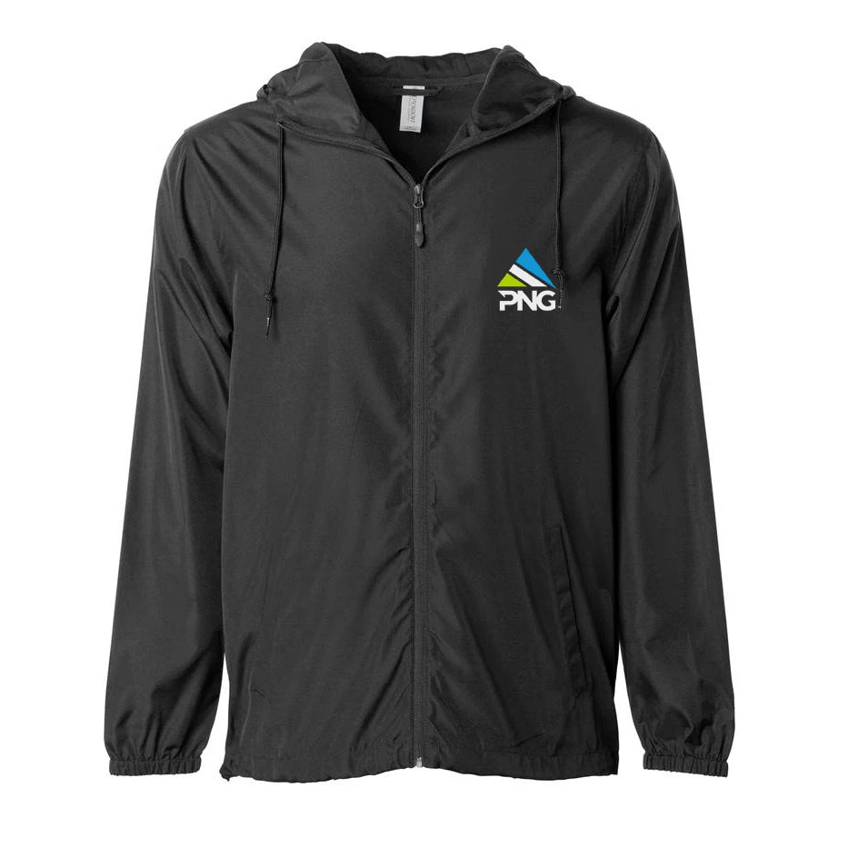 PNG Corp Lightweight Windbreaker - Pinnacle Nutrition Group
