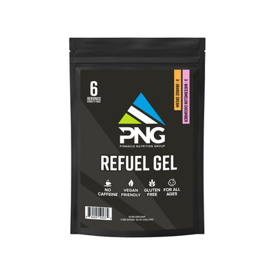 Refuel Gel Sampler (6 Servings) - Pinnacle Nutrition Group