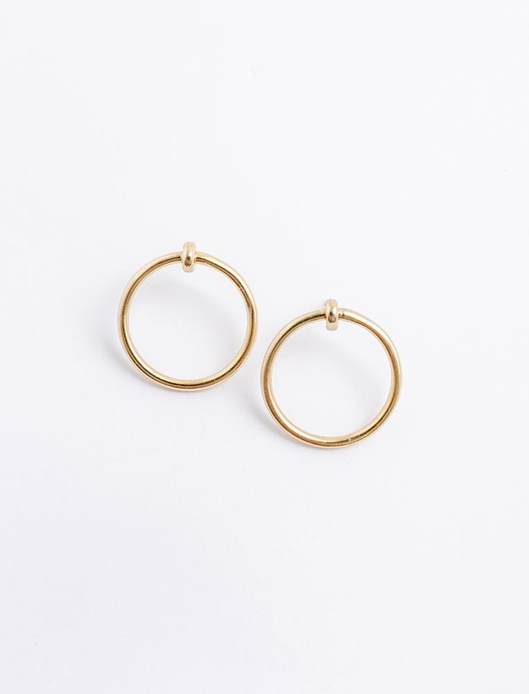 Face Forward Smooth Hoops