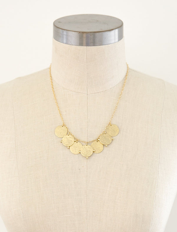 COMPASS MEDLEY NECKLACE - No.2 Organics