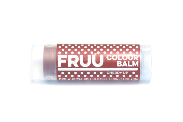 CHERRY UP TINTED BALM - No.2 Organics