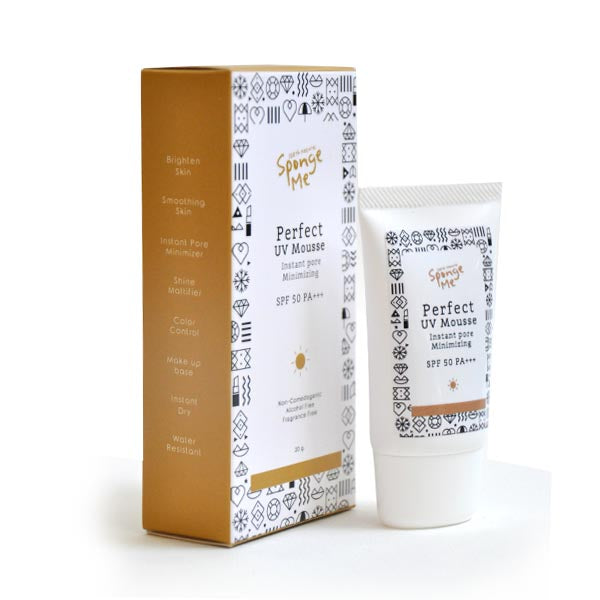 Perfect UV Mousse SPF 50 PA+++ - No.2 Organics