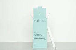 Organic Applicator Regular Tampons - No.2 Organics