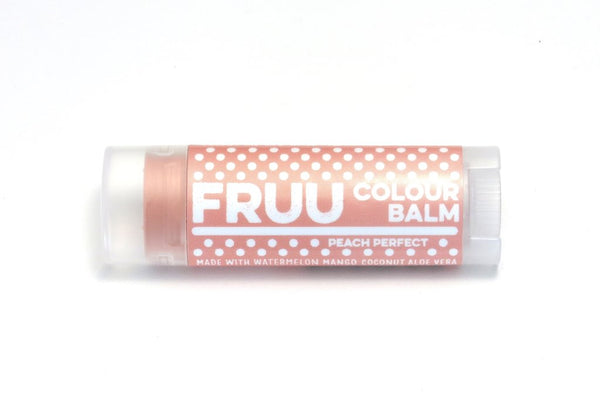 PEACH PERFECT TINTED BALM - No.2 Organics