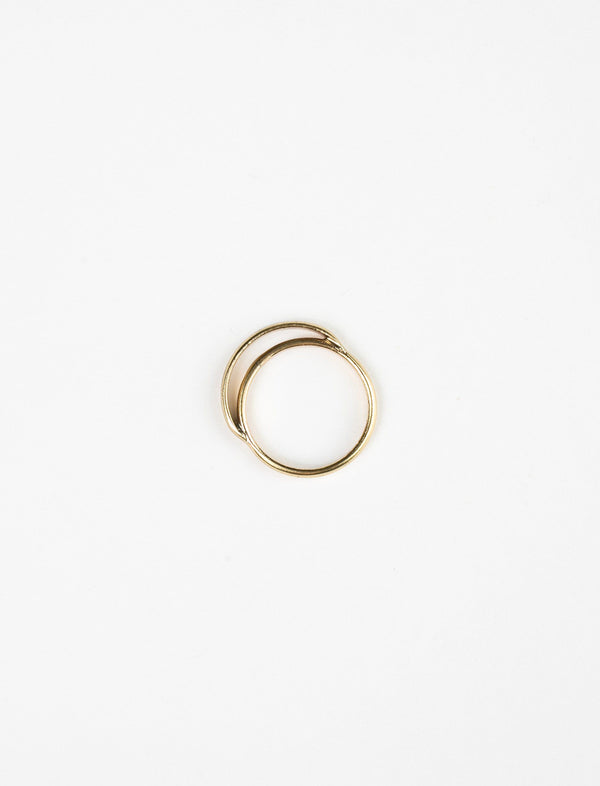 RAISED ARCH RING - No.2 Organics