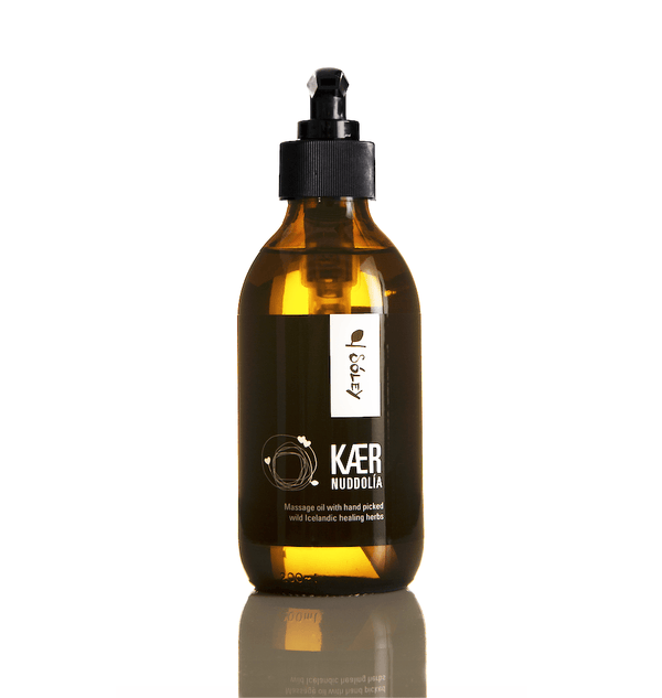 Kær Massage Oil 活悦身體按摩油 - No.2 Organics