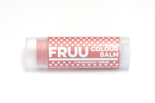 STRAWBERRY CRÈME COLOUR BALM