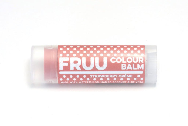 STRAWBERRY CRÈME COLOUR BALM - No.2 Organics
