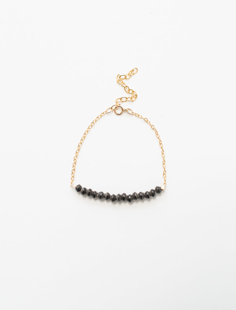The Optimist Bracelet (Black) - No.2 Organics