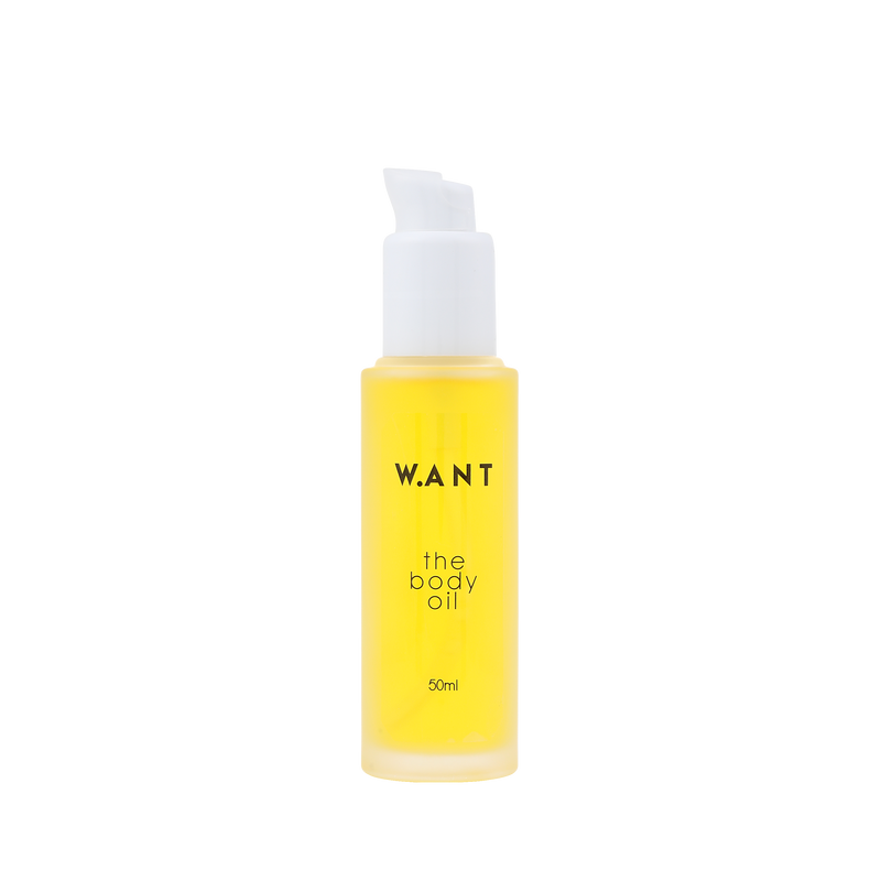 WANT BODY OIL