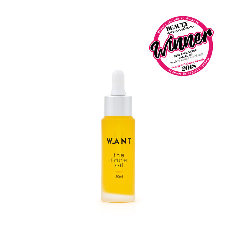 WANT the Face Oil - No.2 Organics