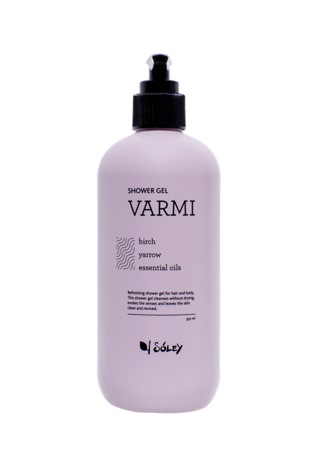 Varmi Shower gel - No.2 Organics
