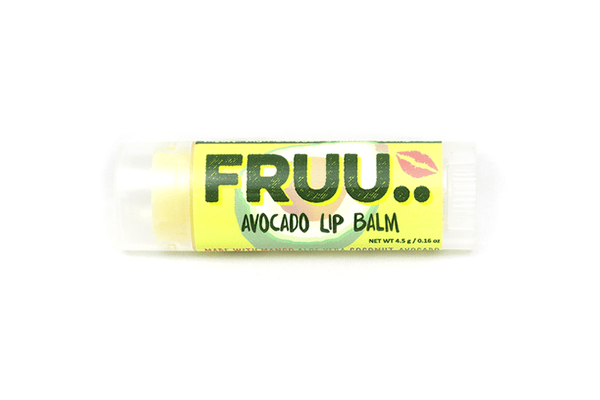 Avocado Lip Balm