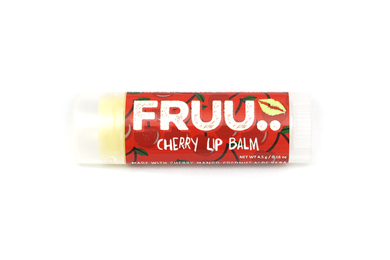 Cherry Lip Balm - No.2 Organics