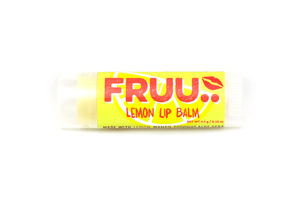 Lemon Lip Balm - No.2 Organics