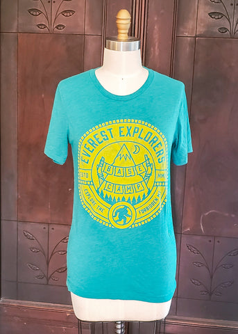 Everest Explorers T-shirt (Small)