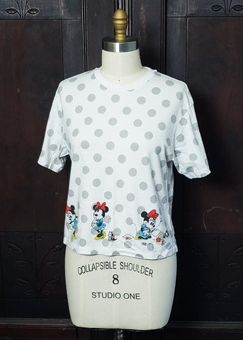 Minnie Mouse Crop (Small)