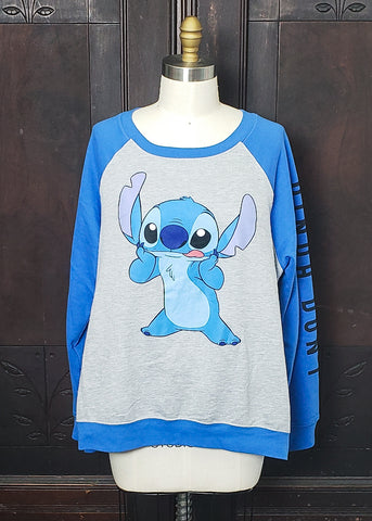 Stitch Sweatshirt (XXL)