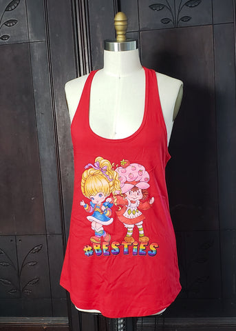 Rainbow Shortcake Besties Tank (XL)