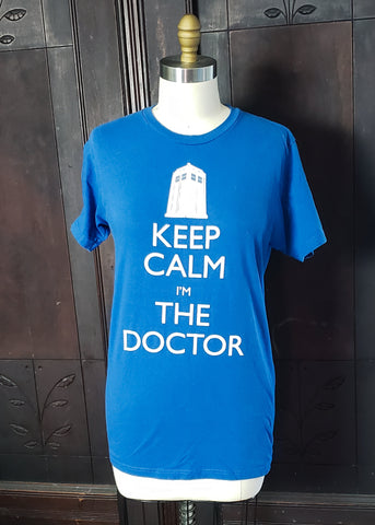 Keep Calm...I'm the Doctor (Medium)