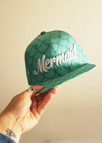 Mermaid Hat (Adult)