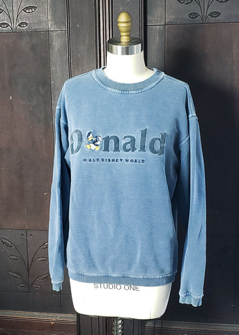 Vintage Donald Duck Swearshirt (Small)
