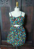 Mickey Confetti Dress (Small)