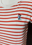 Striped Minnie Tee (Medium)