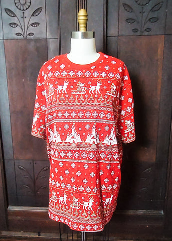 Disney Christmas Tee (XL)
