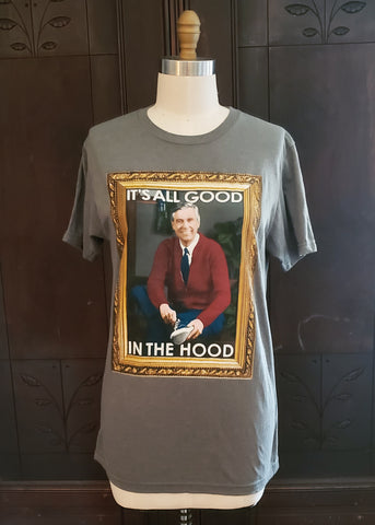 Mister Rogers' Neighborhood T-shirt (Small)