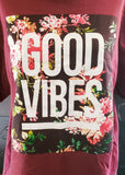 Good Vibes T-shirt (XL)