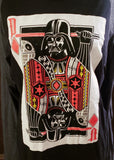 Vader of Diamonds Raglan (XL)