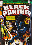 Black Panther Comic T-shirt (Small)