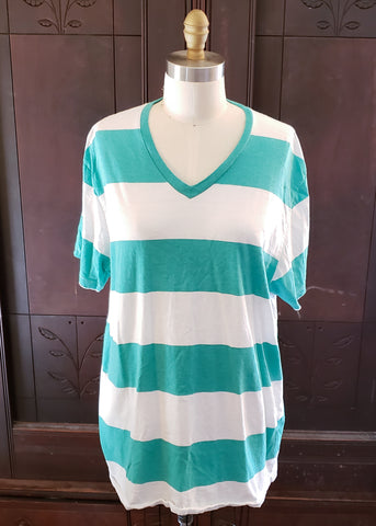 Smee's Thick Striped T-Shirt (XL)