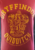 Gryffindor Quidditch T-shirt (Medium)