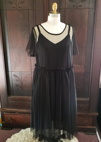 Villains Tulle Dress (1XL)