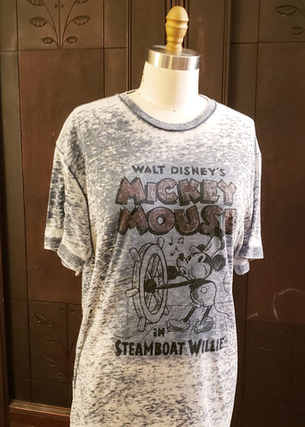 Steamboat Willie T-shirt (Large)