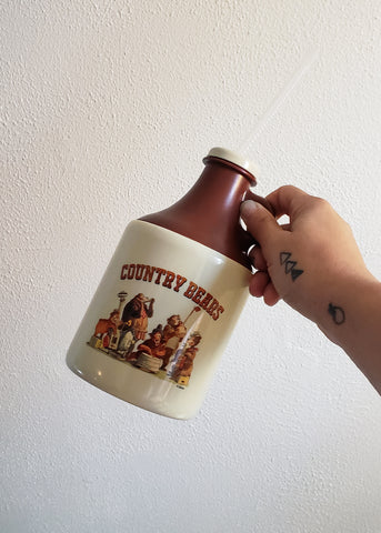 Country Bears Jug