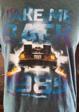 Back to the Future T-shirt (Small)