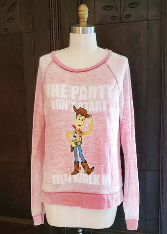 Woody Sweatshirt (XL)