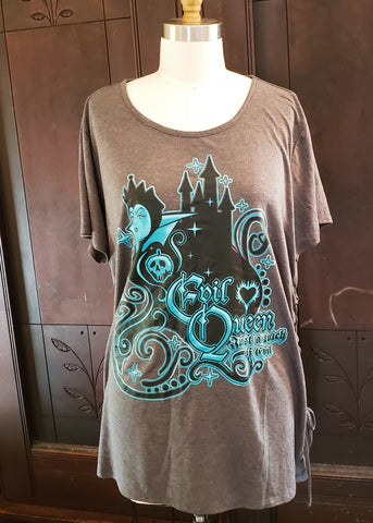 Evil Queen Tunic Shirt (XXL)
