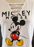 Mickey Mouse Crop Top (XL)
