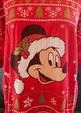 Christmas Mickey T-shirt (2XL)