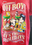 Mickey & Minnie's Christmas Nightshirt (OSFM)