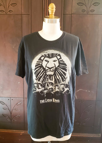 Lion King on Broadway T-shirt (Large)