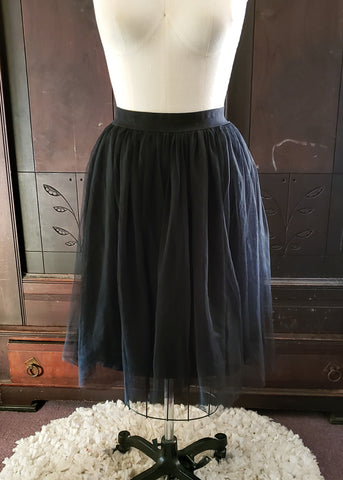 Villains Tulle Skirt (Large)